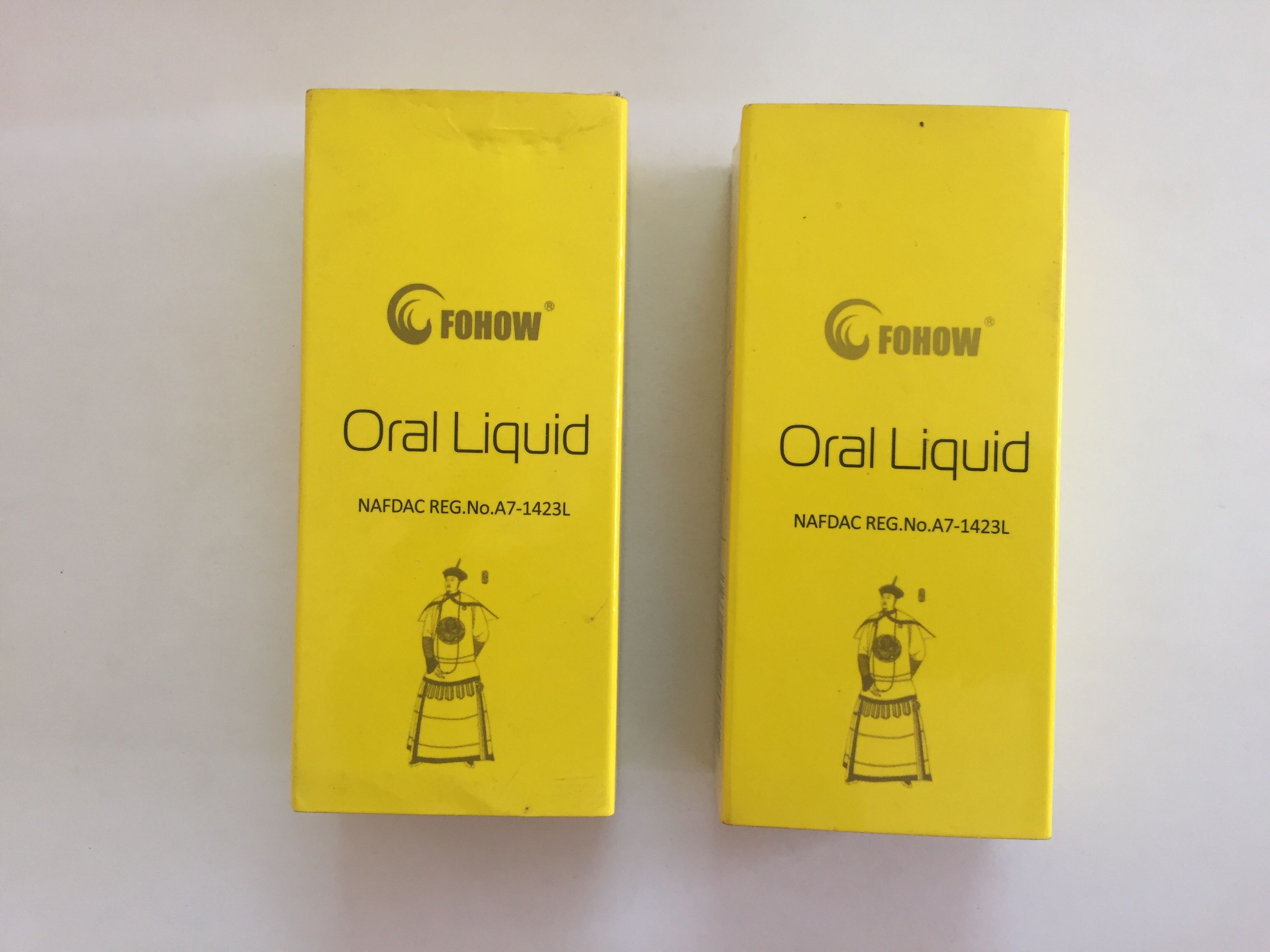 Fohow Oral liquid