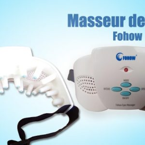 masseur yeux relax