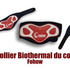 collier biothermal du cou